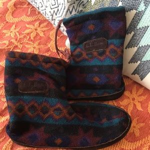 Vintage L.L.Bean Slippers